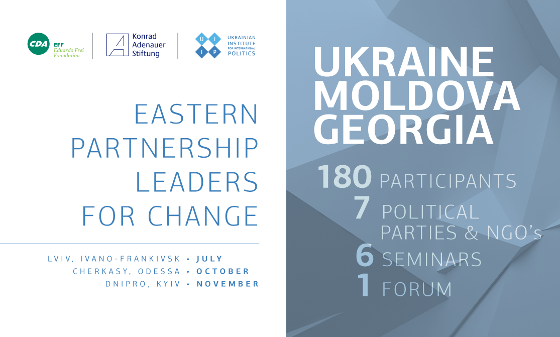 Eastern Partnership Leaders for Change