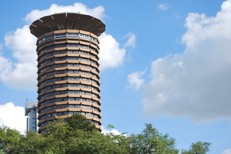 Kenya International Congress Centre (KICC) in Nairobi