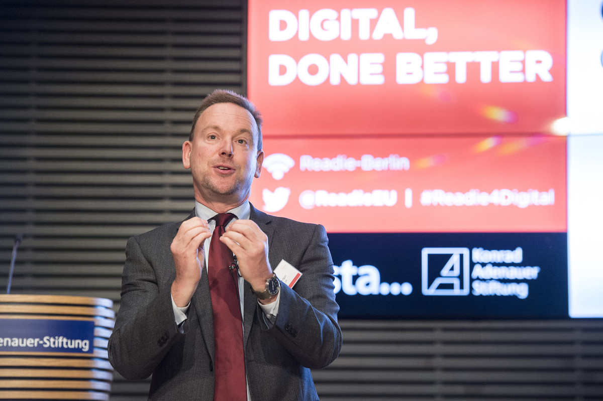 Geoff Mulgan, Chief Executive, Nesta