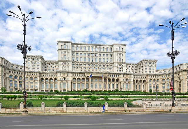 Romania-1181 - Palace of the Parliament