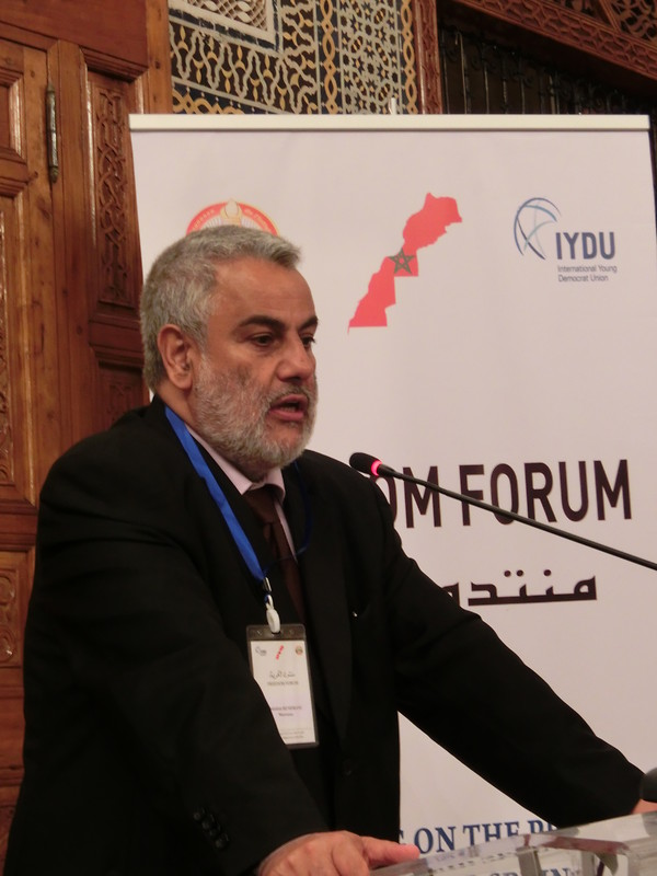 IYDU-Freedom-Forum-12-07-2012-Rabat