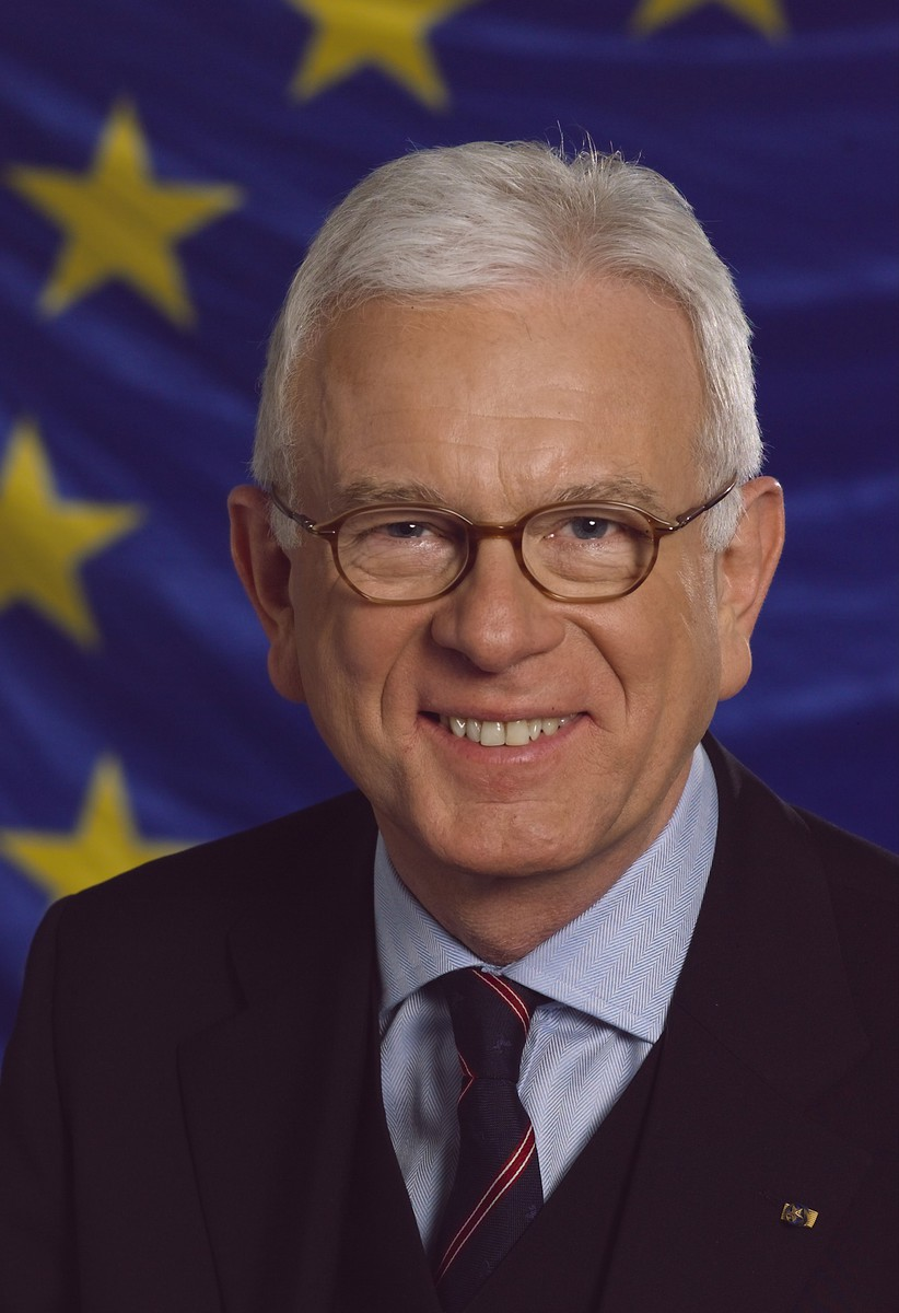 Dr. Hans-Gert Pöttering President of the European Parliament (ret.) Chairman of the Konrad-Adenauer-Stiftung