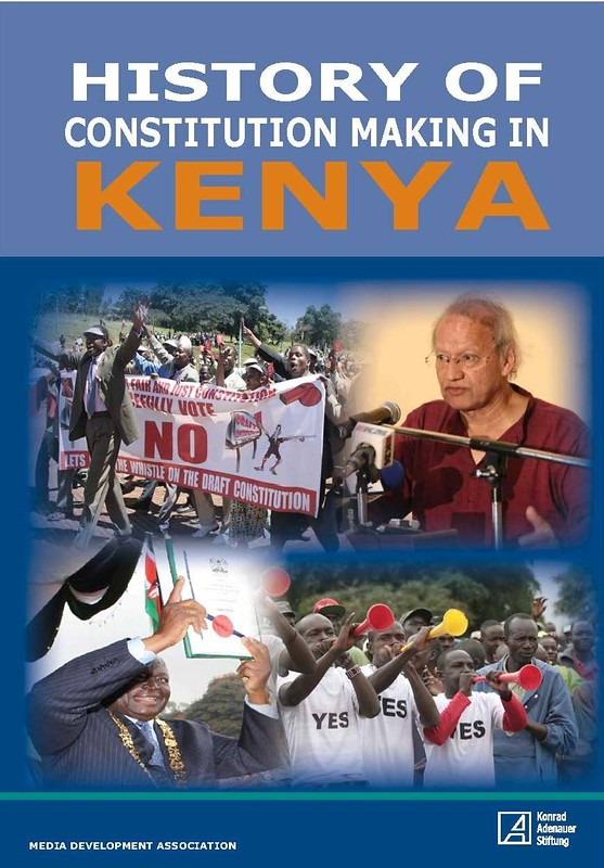 History of Constitution Making in Kenya