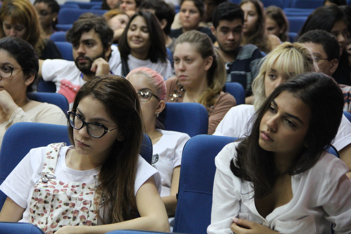 The audience during the second day of the seminar