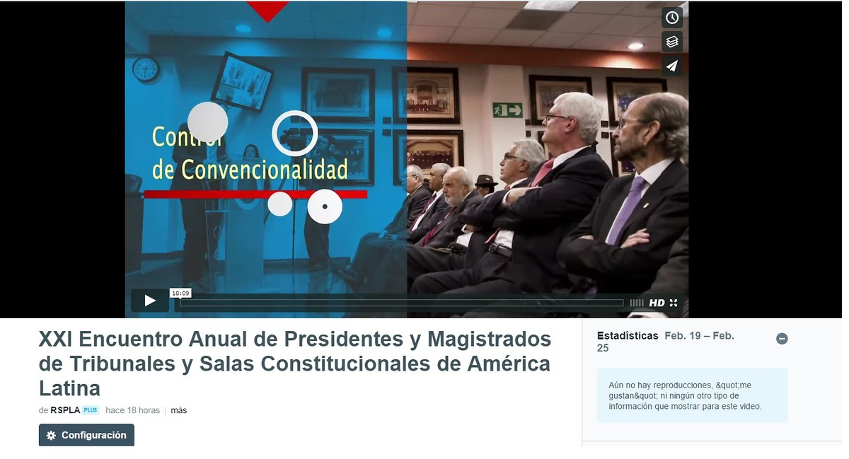 Video Encuentro 2015