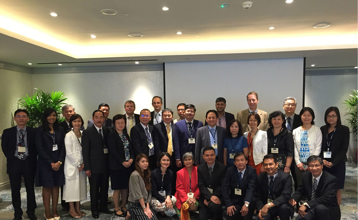 6. Workshop der KAS Alumni Lawyers in Asien