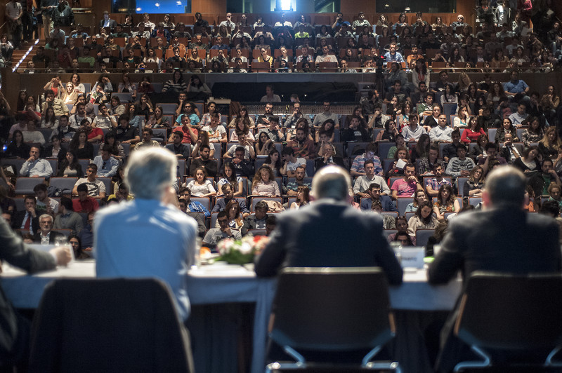Paneldiskussion Panorama