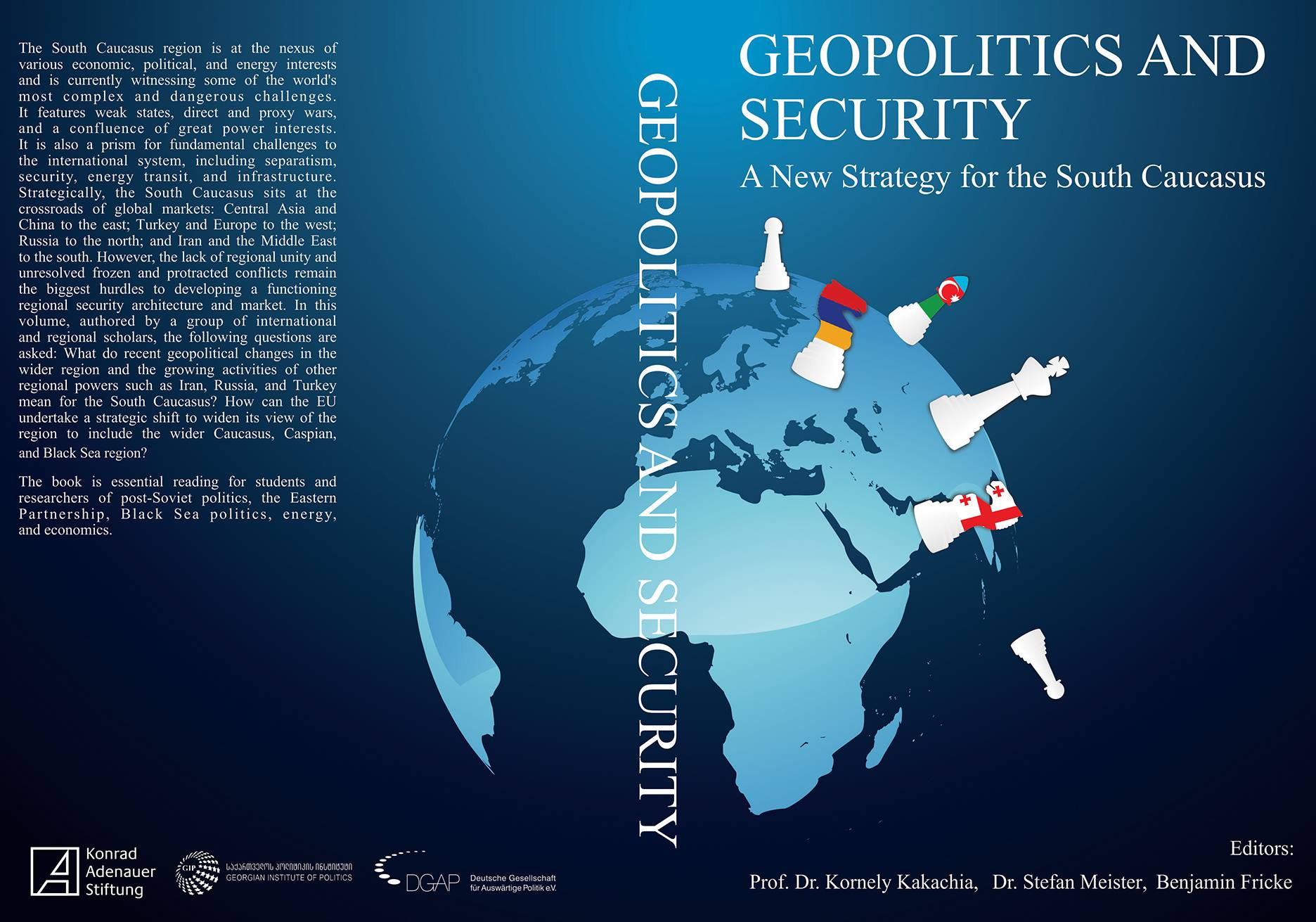 Cover: Geopolitics and Security