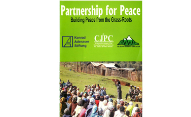 Partnership for Peace - Documentary CD Cover front